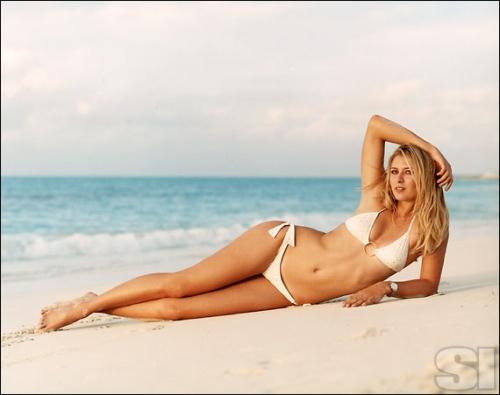 Maria Sharapova sexy bikini naked