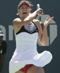 Maria Sharapova tennis red knickers panties