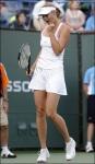 Maria Sharapova short skirt