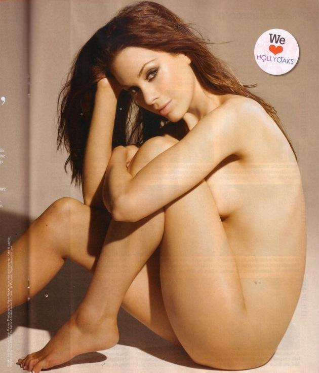 Roxanne McKee naked nude